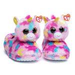 Avec Beanieboos.fr, découvrez la collection de chaussons licornes ! - www.beanieboos.fr