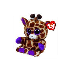 Peek A Boos - Support téléphone SAFARI la Girafe - www.beanieboos.fr