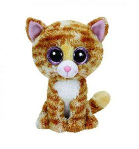 Peluche chat Beanie Boos Tabitha 15 cm