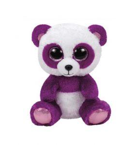 Peluche Panda Beanie Boos 15 cm BOOM violette