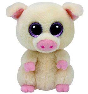 Peluche cochon Beanie Boos 15 cm PIGGLEY