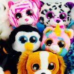 Découvrez les peluches Beanie Boos en forme d'animaux