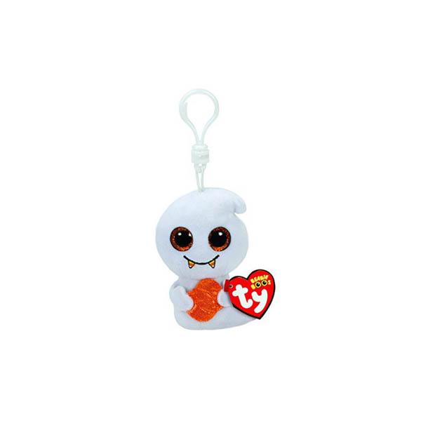 Porte-clé fantôme Beanie Boos Edition spéciale Halloween - www.beanieboos.fr
